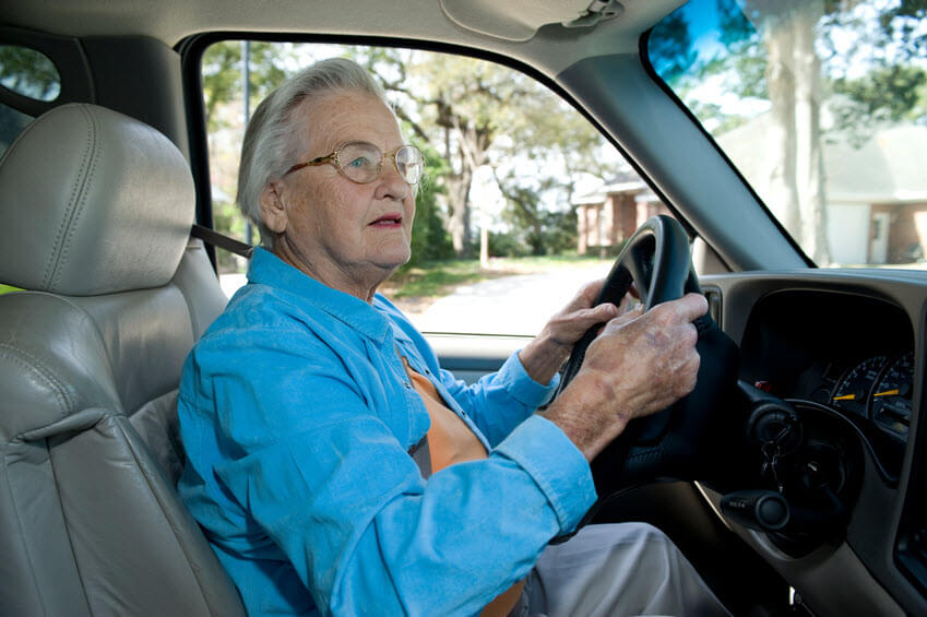 Being a Senior Driver Doesn't Have to Mean You're Unsafe