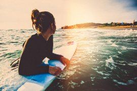 Thinking of Taking Up SurfingmHere's the Insurance You'll Need